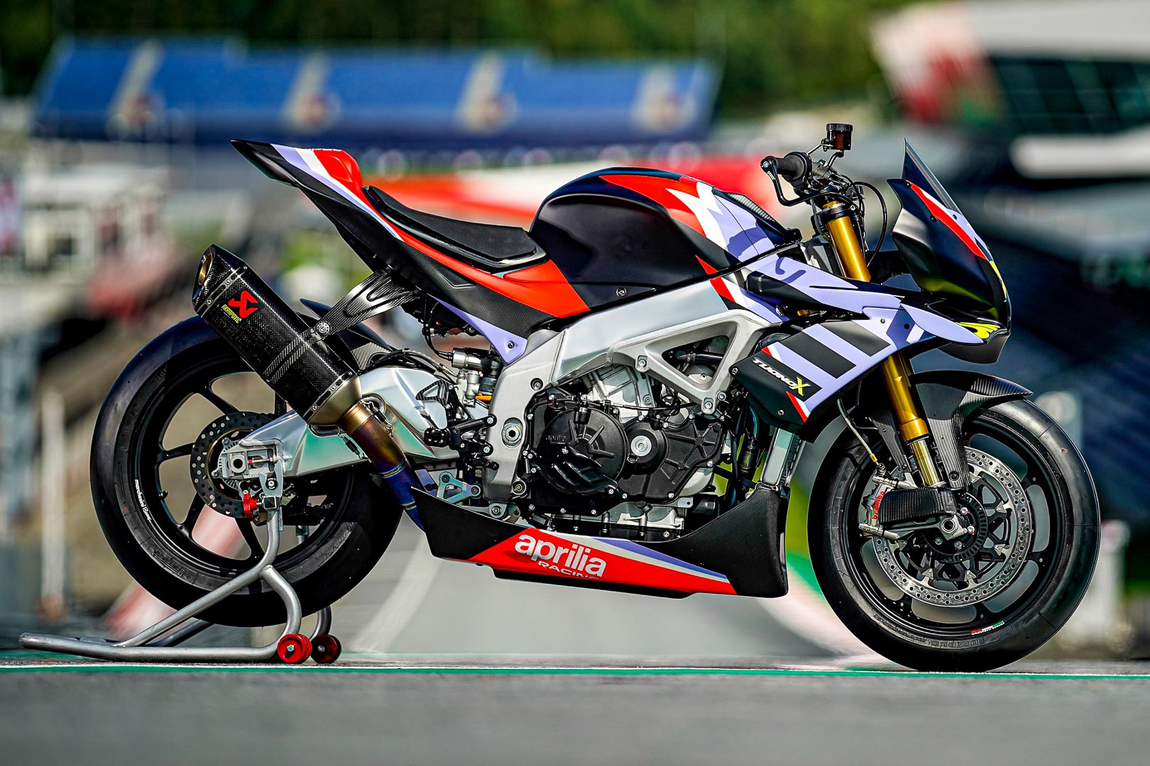 Aprilia tuono V4 top speed